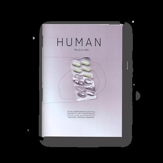 Human Pills Zine