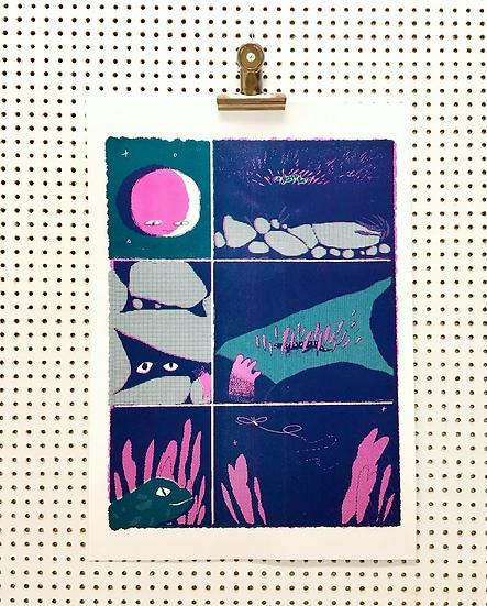 Zenina Print