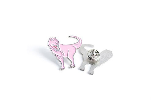 Розовый динозавр