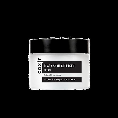 coxir – Black Snail Collagen Cream