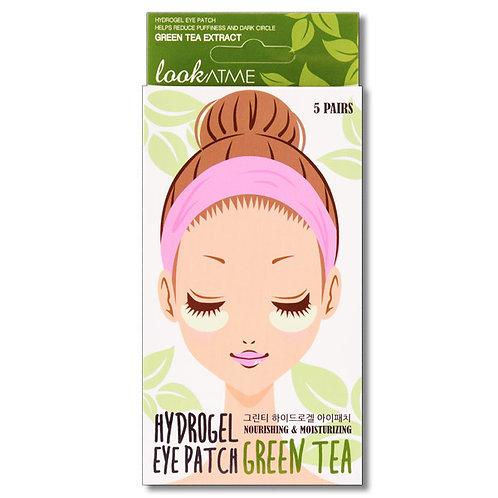 LOOK AT ME - Hydro-gel Eye Patch - Green Tea
