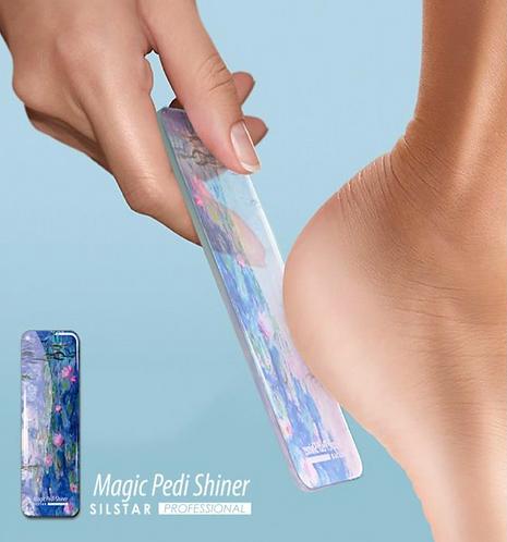 SILSTAR Magic Pedi Shiner