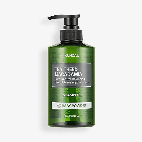Shampoo Limpieza Profunda de Hojas de Té & Macadamia 500 ml