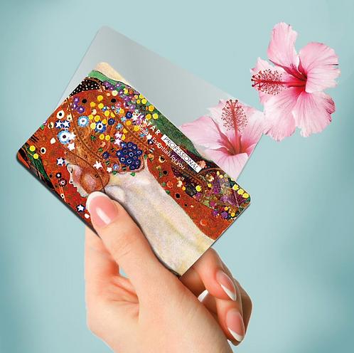 SILSTAR Professional - Compact Card Mirror
