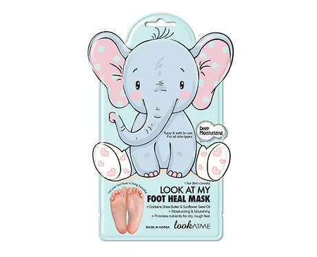 Look at my Foot - Relax Mask