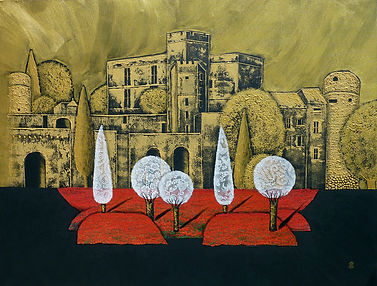 TOVÉ_-_Un_chateau_en_Provence_-_116_x_89