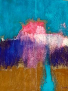 GODDA  -  Colline bleu 50x65 cm.jpg