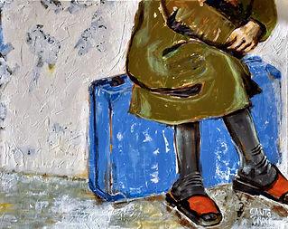 SANTACROCE Odette -La valise bleue.jpg