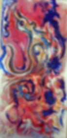 SANTACROCE Odette - Simorgh 2 - 100 x 50