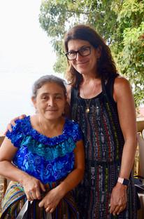 Midwife research in Lake Atilán, Guatemala