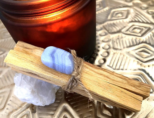 Strength ~ Palo Santo Smudging Wands