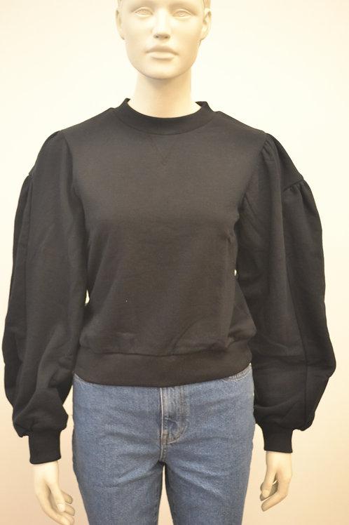Na-kd Sweater schwarz