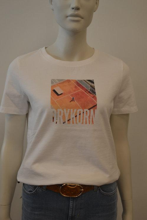Drykorn T-Shirt mit Druck
