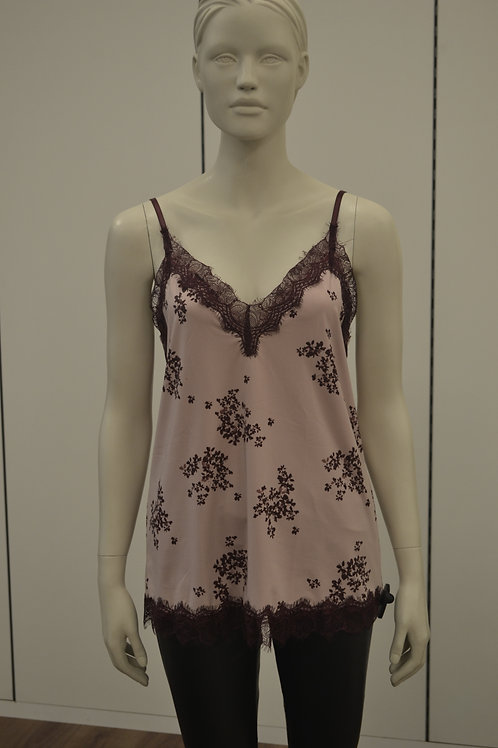Rosemunde Top 90% Polyester 10% Elastan
