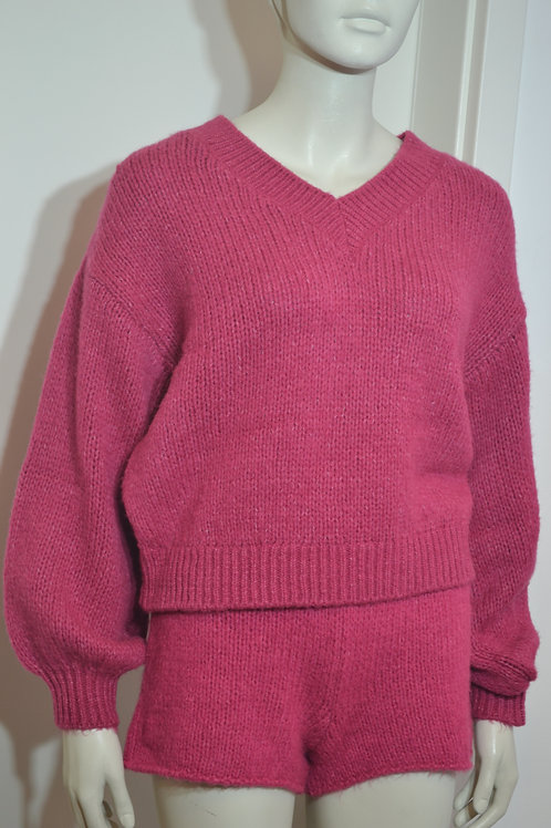 Na-Kd Strickpullover pink