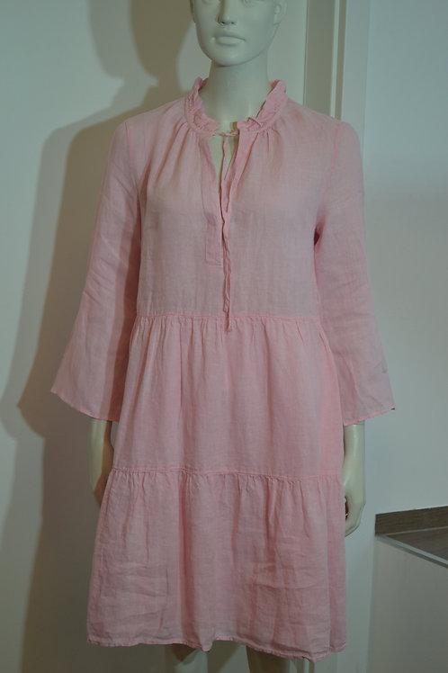 0039 Italy Kleid rosé