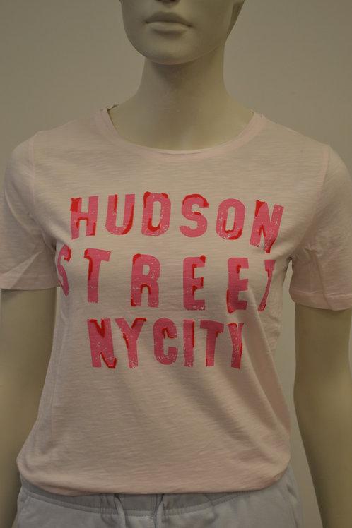 Better rich T-Shirt rose mit Druck