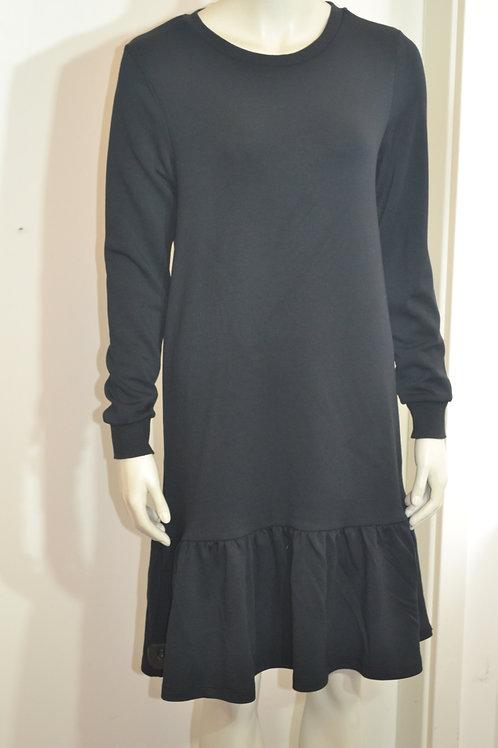 Soyaconcept Sweaterkleid schwarz