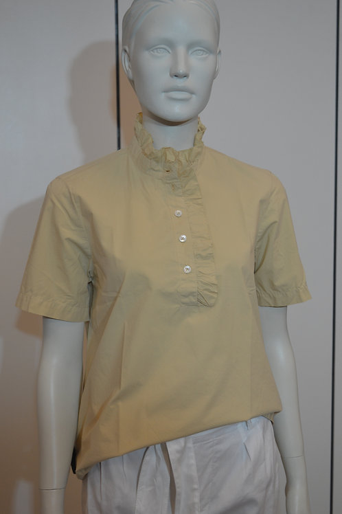 0039 Italy Bluse beige