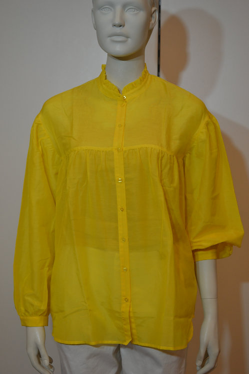 0039 Italy Bluse gelb