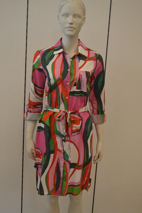 0039 Italy Blusenkleid