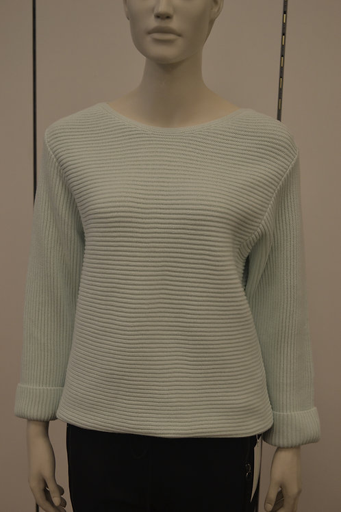 Oui Pullover mint 3/4 Arm