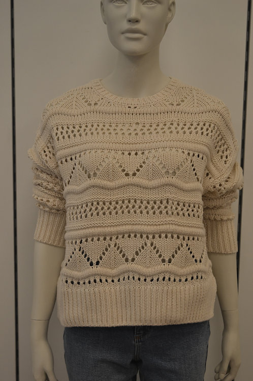 Set Pullover beige