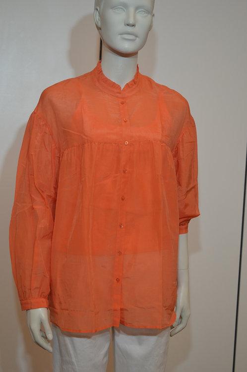 0039 Italy Bluse orange