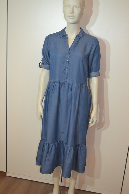 Soyaconcept Kleid jeansoptik