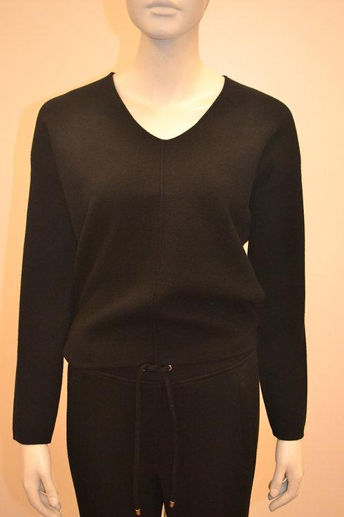 Opus Pullover schwarz