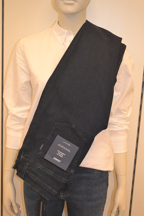 Gant Jeans Skinny dunkelblau