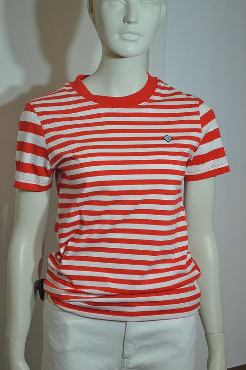 Gant T-Shirt rot-weiß gestreift