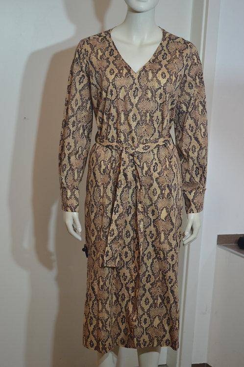 Drykorn Kleid snakeprint
