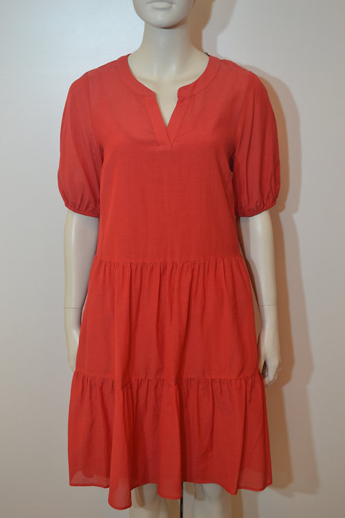 Robe legere Kleid rot