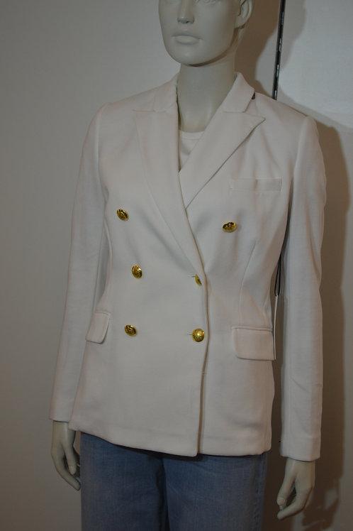 Blonde No.8 Blazer weiß Jersey
