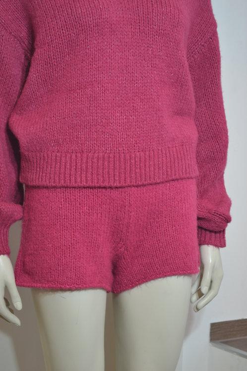 Na-Kd Strickshort pink