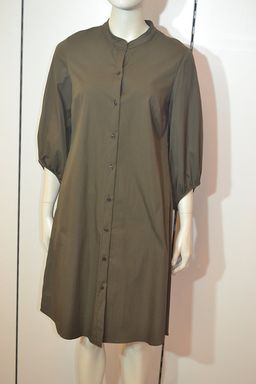Robe legere Kleid Khaki