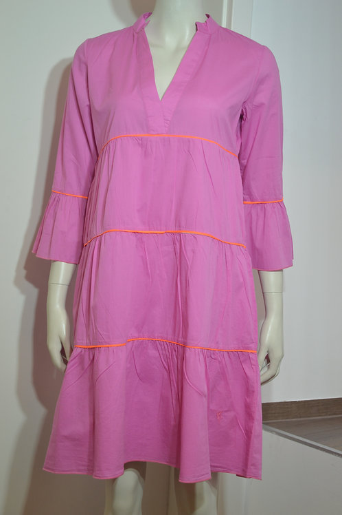 Emily van den Bergh Kleid pink