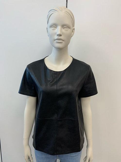 Opus Shirt Lederoptik