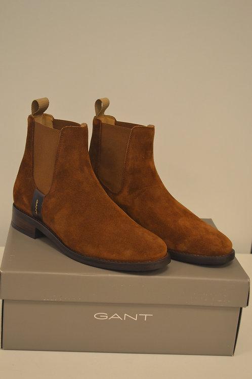 Gant Stiefelette braun