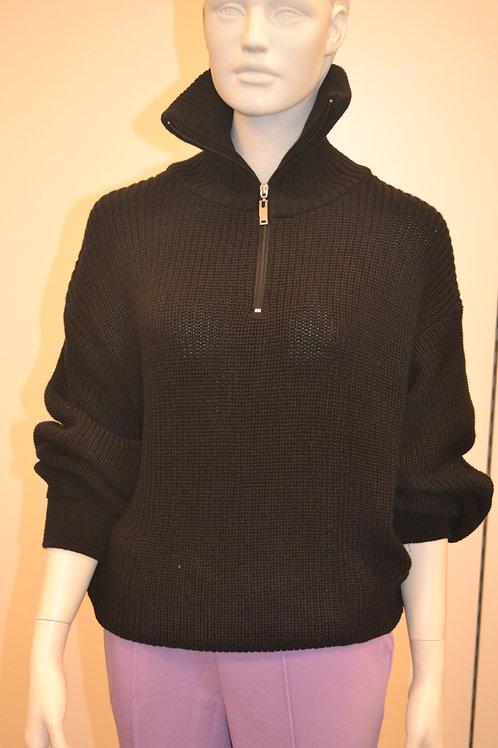 Na-kd Pullover schwarz