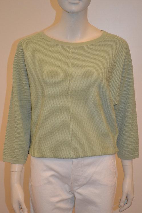 Someday Pullover lindgrün