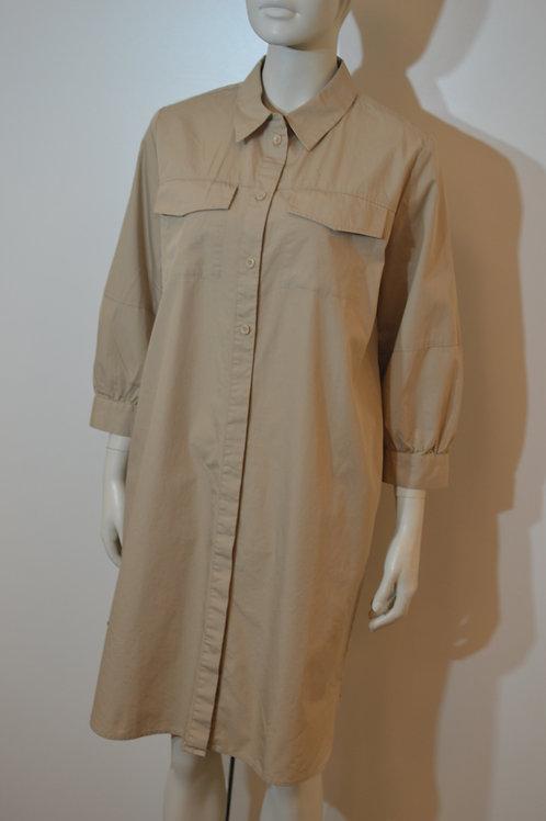 Opus Blusenkleid beige