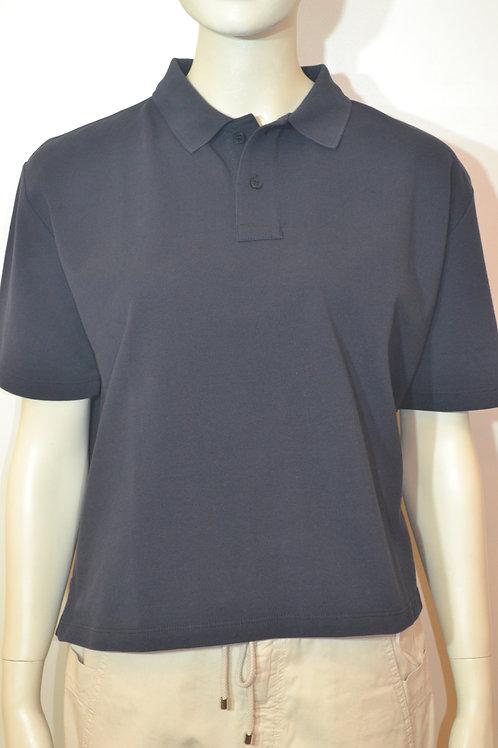 Opus Poloshirt dunkelblau