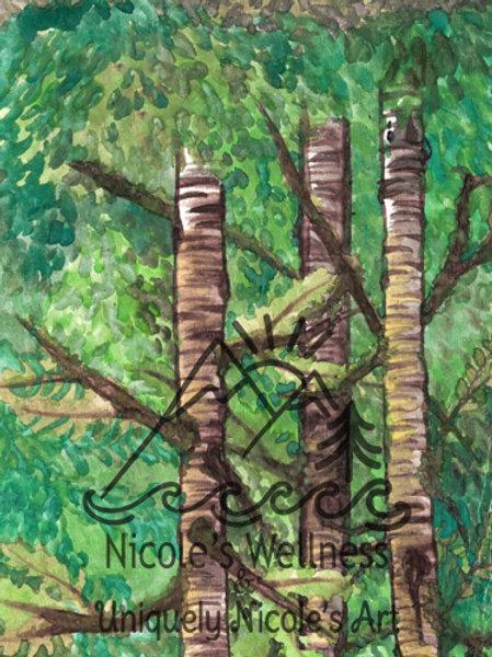 Whispering Birches