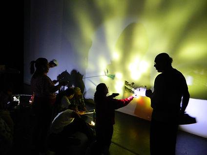 Teatro de Sombras