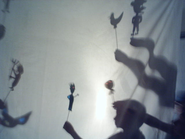 Shadow Theater for Children