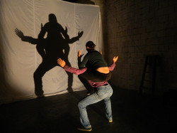 Workshop de Teatro de Sombras