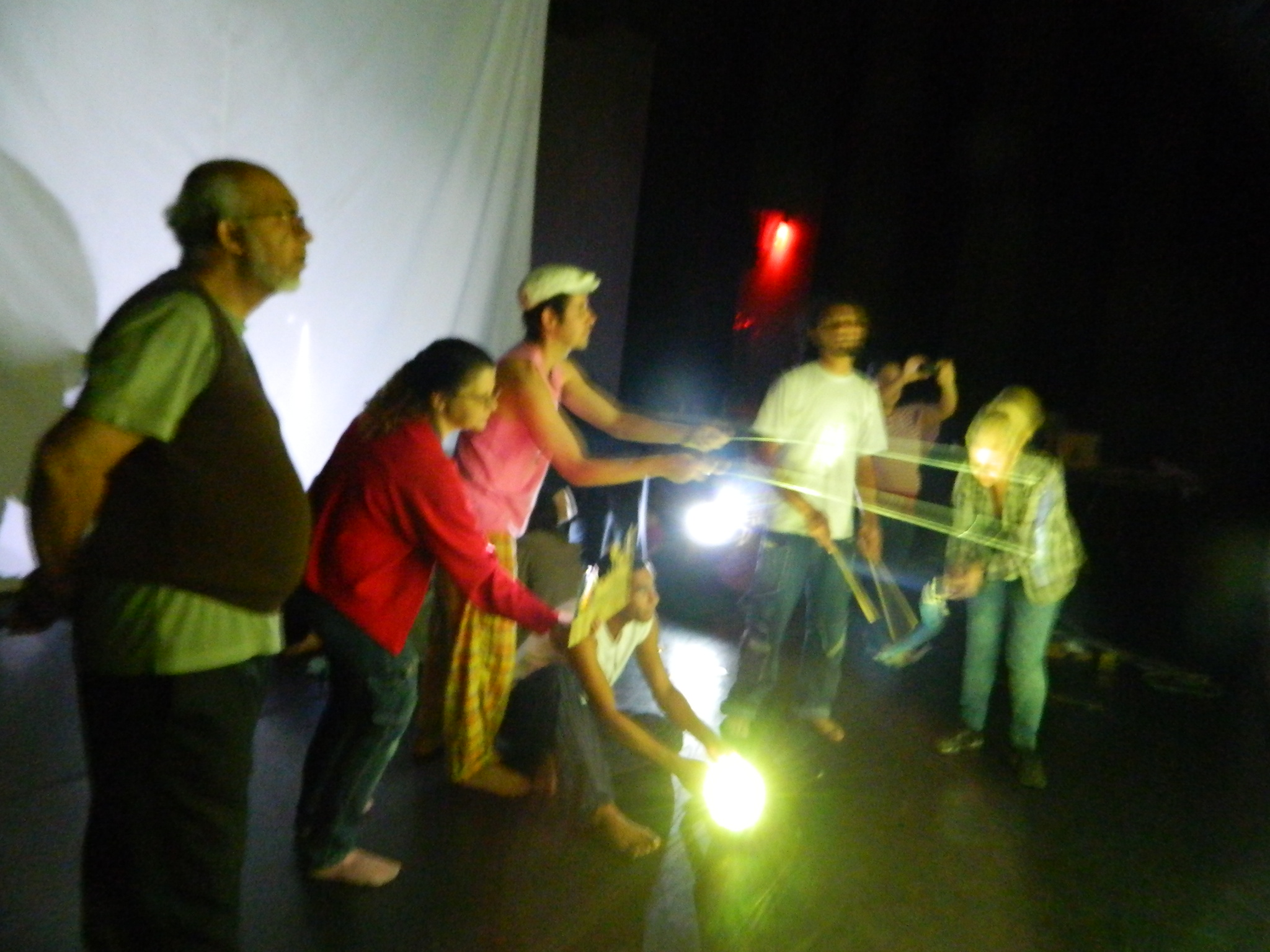 Shadow Theater course