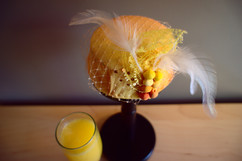 Cocktail Hat Collection: Mimosa